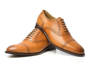 Quarter Brogue