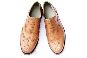 Long Wing Formal Shoes