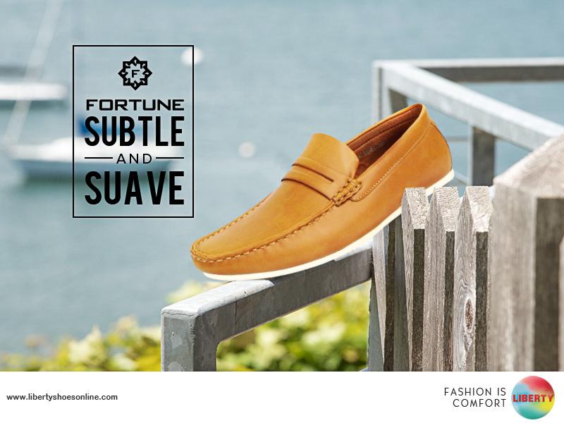Liberty stylish loafer