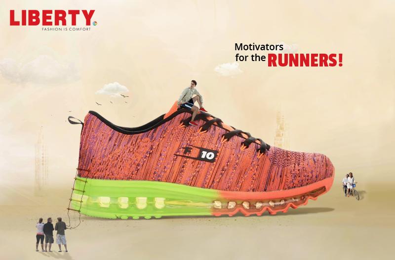 Liberty runners