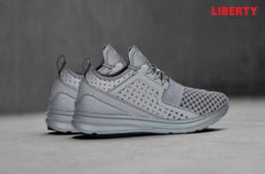 Leap7X Men's Grey Sports Shoes