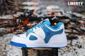Men's Blue Sports Shoes