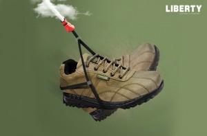 Force 10 Men's Elephant Sports Shoes