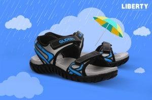 Men's Blue Casual Sandal