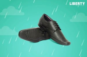 Men's Black Formal shoes