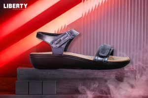 Vibrant Sandals