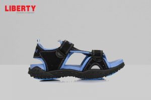 Lucy Luke Kids Blue Casual Sandal